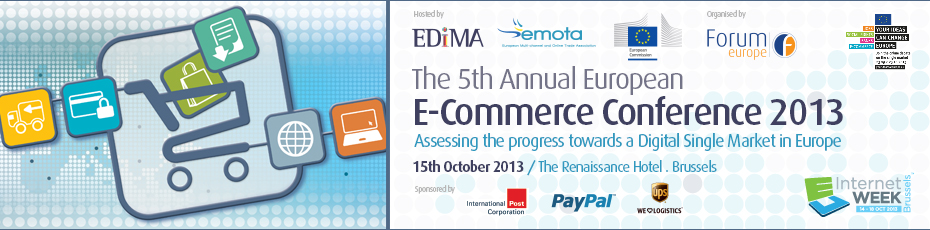 The 5th Annual European E-Commerce Conference 2013