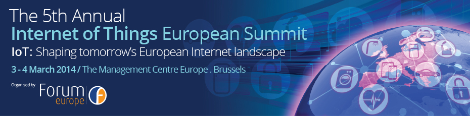 The 5th Annual Internet of Things European Summit