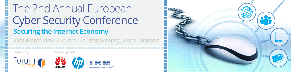 The 2nd Annual European Cyber Security Conference