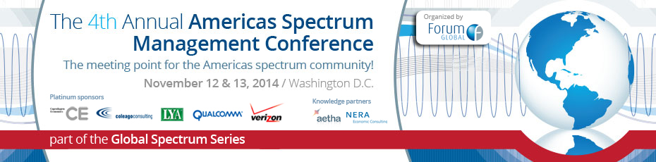 The 4th Annual Americas Spectrum Management Conference