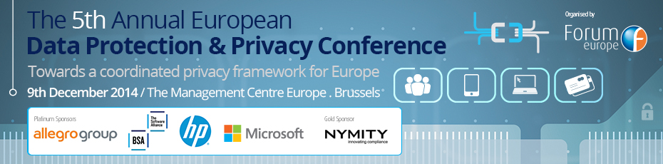 5th Annual European Data Protection and Privacy Conference