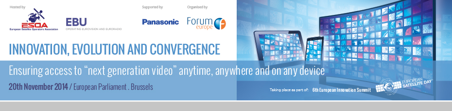Innovation, Evolution & Convergence: Ensuring access to 'next generation video' anytime, anywhere & on any device