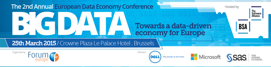The 2nd Annual European Data Economy Conference