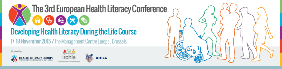 The 3rd European Health Literacy Conference