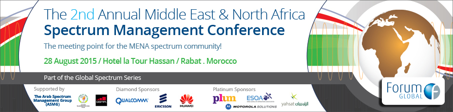 2nd Middle East and North Africa Spectrum Management Conference