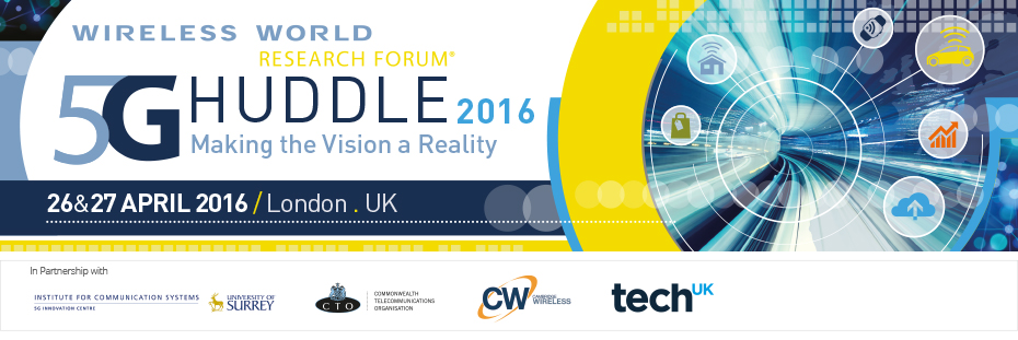 The 5G Huddle 2016