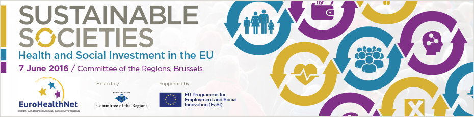Sustainable Societies: Health and Social Investment in the EU