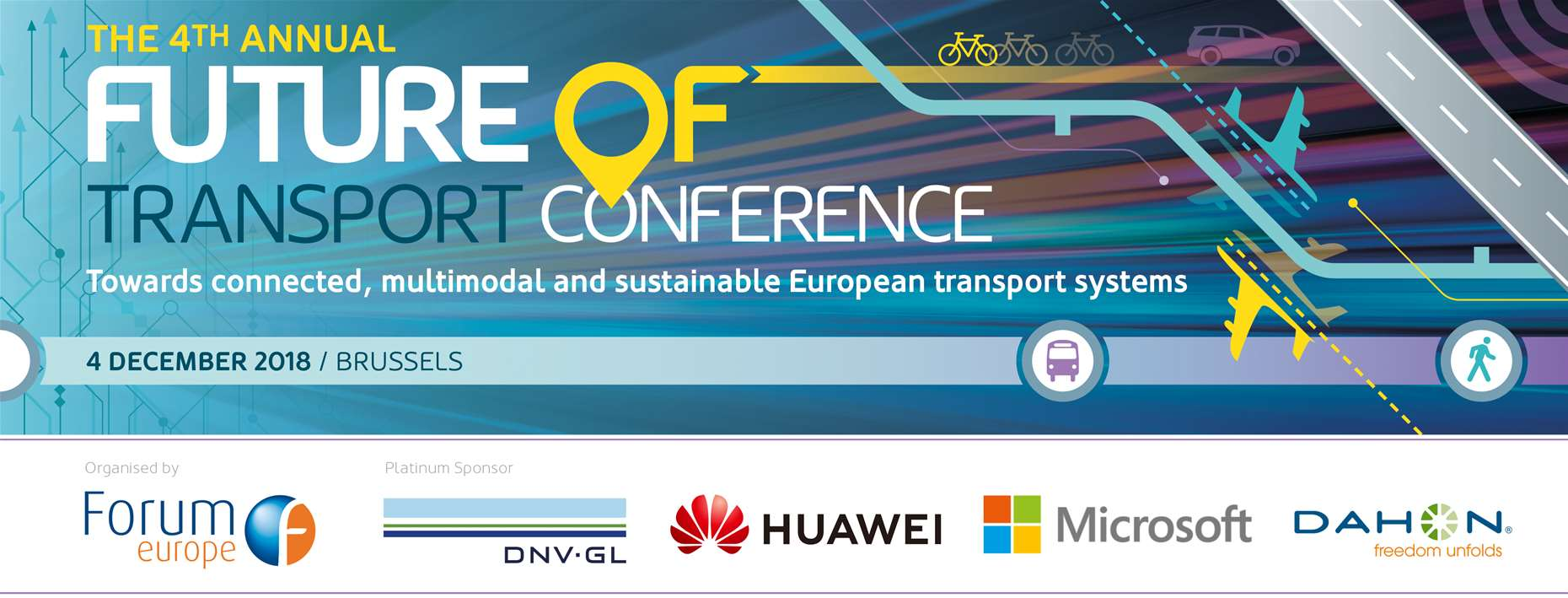 The 4th Annual Future of Transport Conference