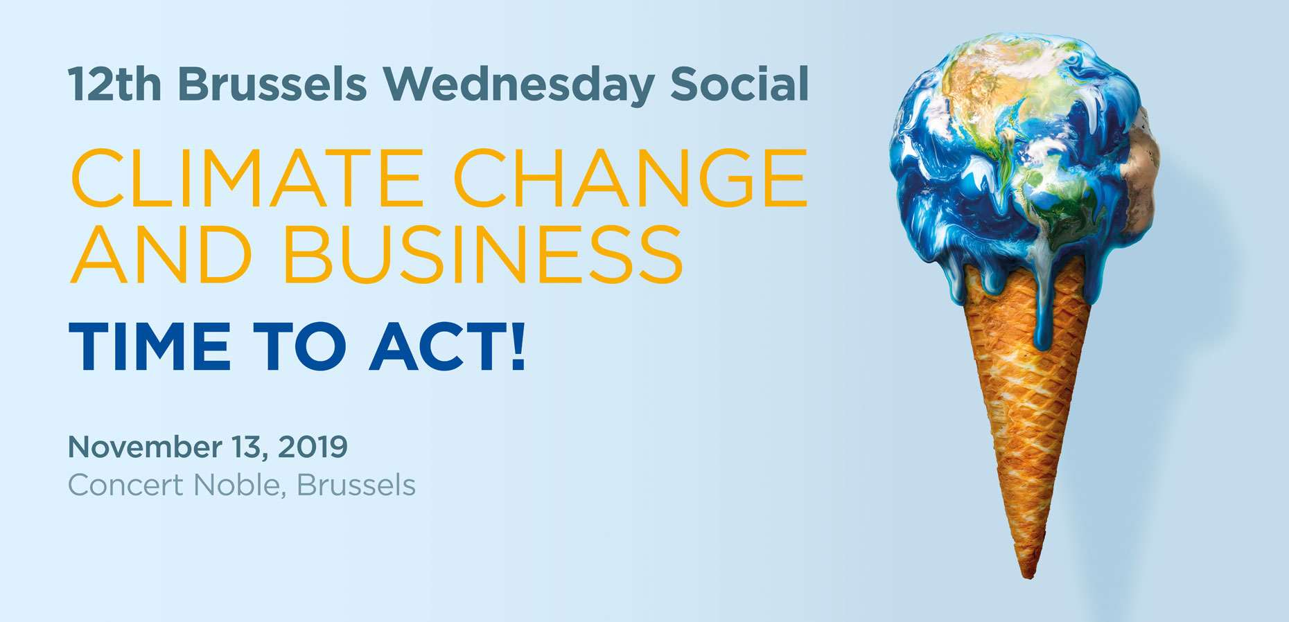 The Business of Climate Change: Time for Action!