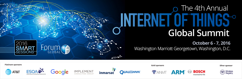 Internet of Things Global Summit