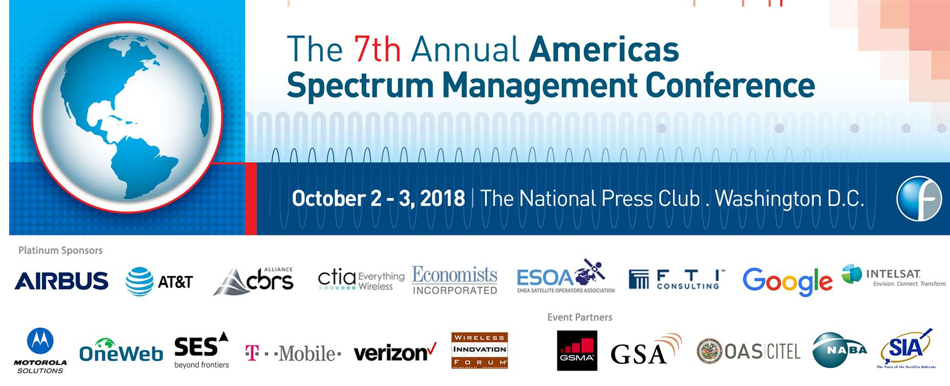 The 7th Annual Americas Spectrum Management Conference
