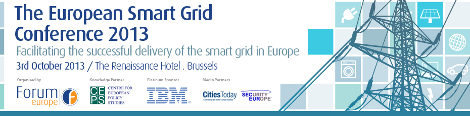 The European Smart Grid Conference 2013