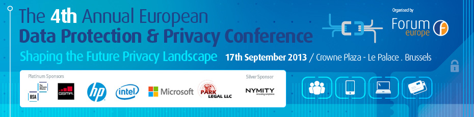 The 4th Annual European Data Protection and Privacy Conference