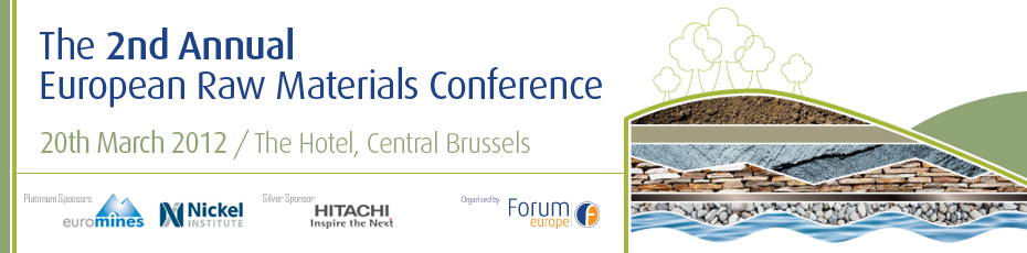 The 2nd Annual European Raw Materials Conference