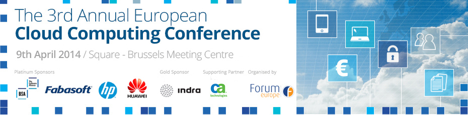 The 3rd Annual European Cloud Computing Conference