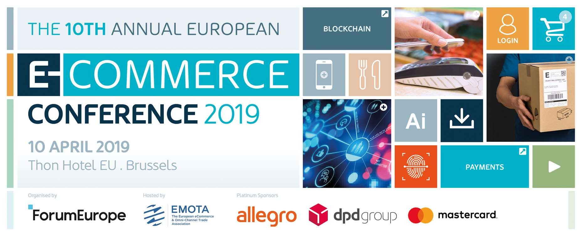 The 10th Annual European E-Commerce Conference 2019