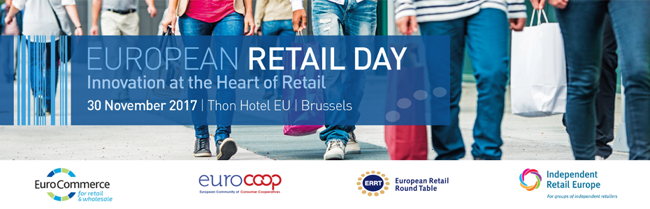 European Retail Day - 30 November 2017 - Brussels
