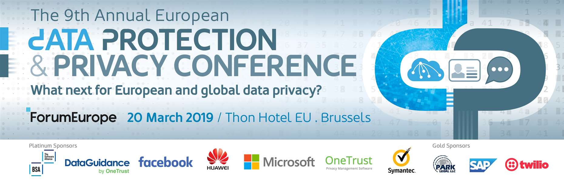 The 9th Annual Data Protection & Privacy Conference