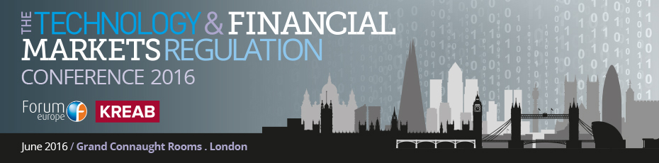 The Technology & Financial Markets Regulation Conference 2015