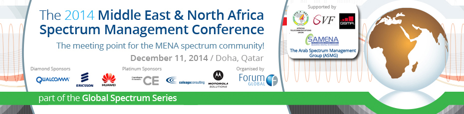 The Middle East and North Africa Spectrum Management Conference