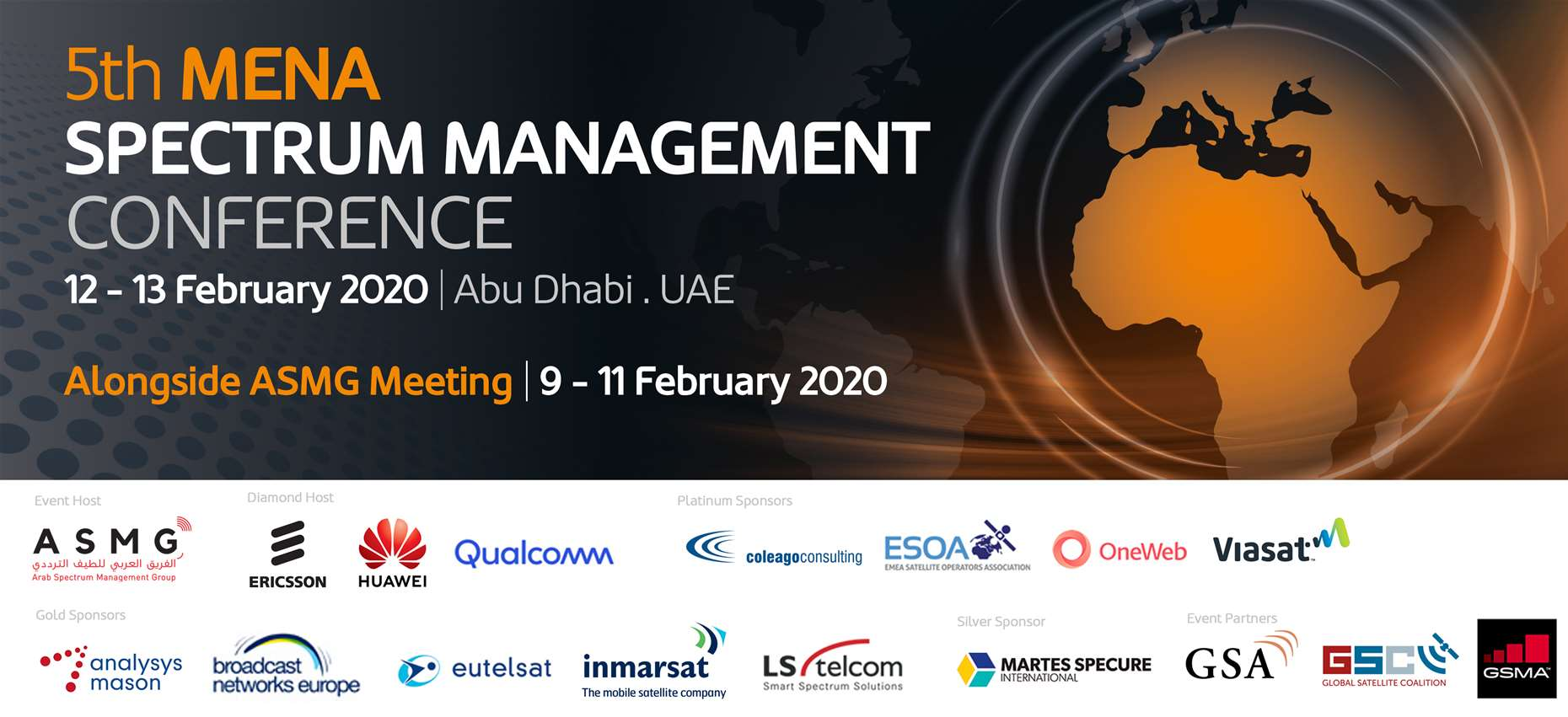 The 5th MENA Spectrum Management Conference