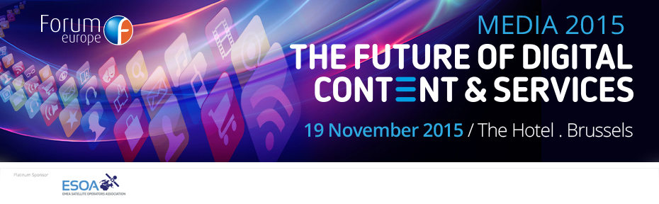 Media 2015: The Future of Digital Content & Services