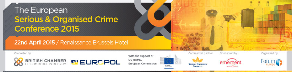 The European Serious & Organised Crime Conference 2015