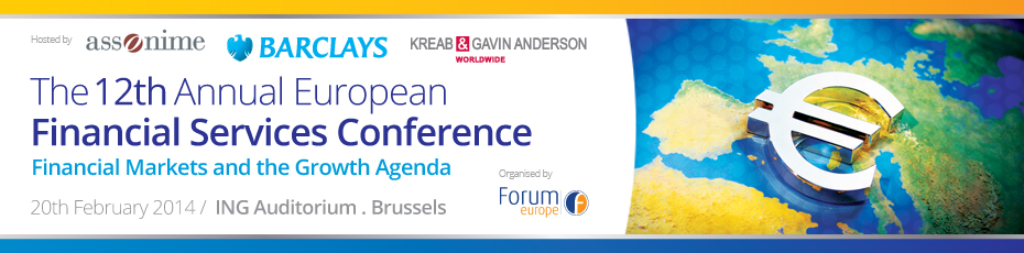 EU Financial Services Conference
