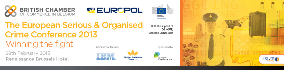 The European Serious & Organised Crime Conference 2013