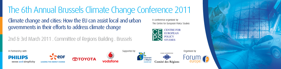 CEPS Forum Europe Cities Conference