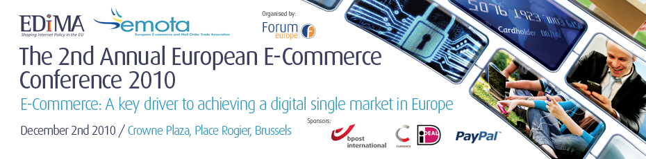 The 2nd Annual European E-Commerce Conference 2010