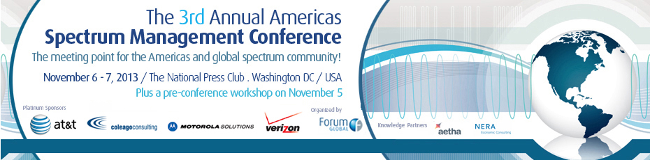 The 3rd Annual Americas Spectrum Management Conference