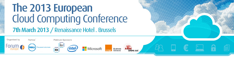 The 2013 European Cloud Computing Conference,