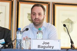Joe Baguley, Chief Cloud Technologist EMEA, VMware