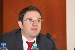 Nicolas Dubois, Policy Officer , Data Protection Unit, DG Justice, European Commission