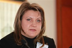 Silvia-Adriana Ticau, Member of European Parliament and moderator of the session