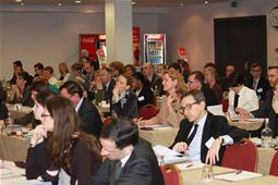 Delegates at the EU Nutrition and Lifestyle Conference