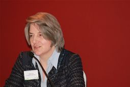 Helen Lee, European Commission discusses Food Labelling