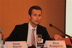 Knut Kroepelien, Counsellor for Environment, Norwegian Mission to the EU